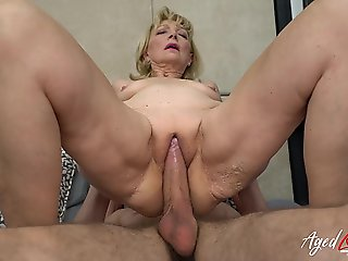 mature, compilation, old and young