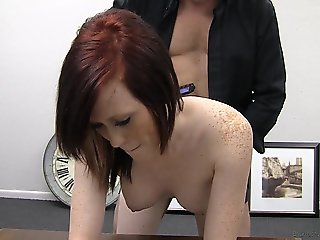 facial, anal, red head