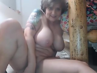 big tits, webcam, straight