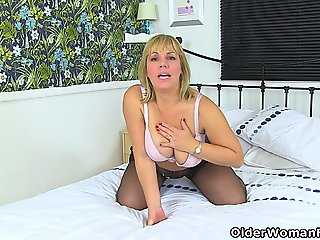 mature, british, milf