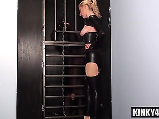 squirting, bondage, black