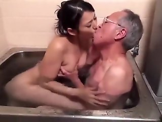 straight, oldie, blowjob/fera