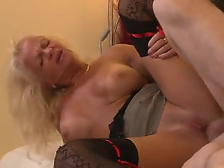 old & young, anal, german